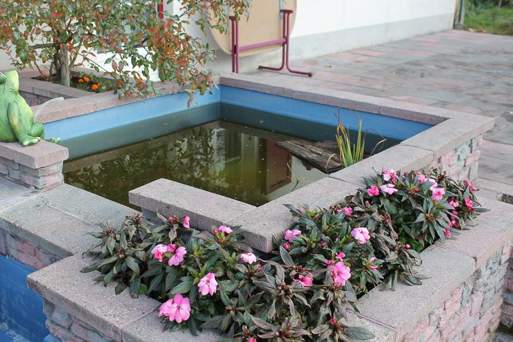 Étanchéité d'un bassin